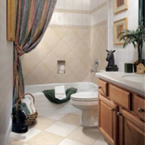 Bathroom remodeling in chicago gary s home and bathroom for Model bathrooms pictures