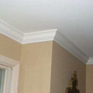 crown molding - Bathroom Crown Molding