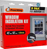 Can Plastic Window Insulation Save You Money