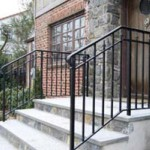 Residential Iron Railings