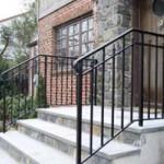 Residential Iron Railings